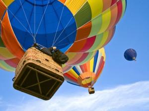 Ballooning over Italy | italycreative.it