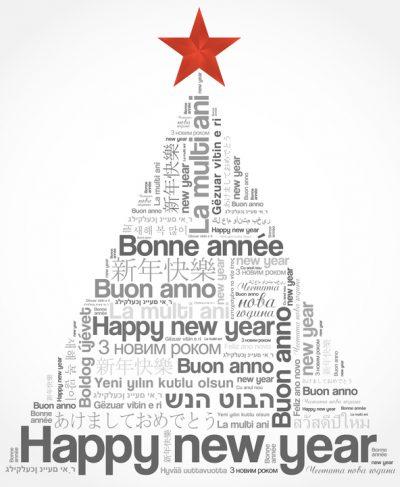 Happy New Year in Italy