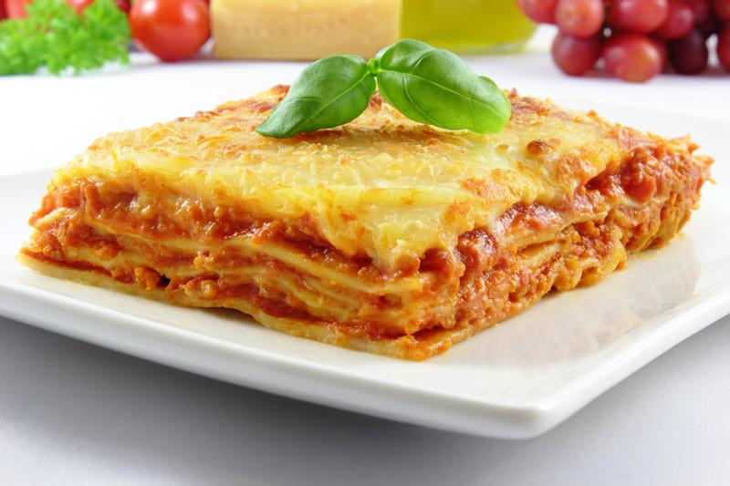 Italy Creative DMC | LASAGNE Recipe