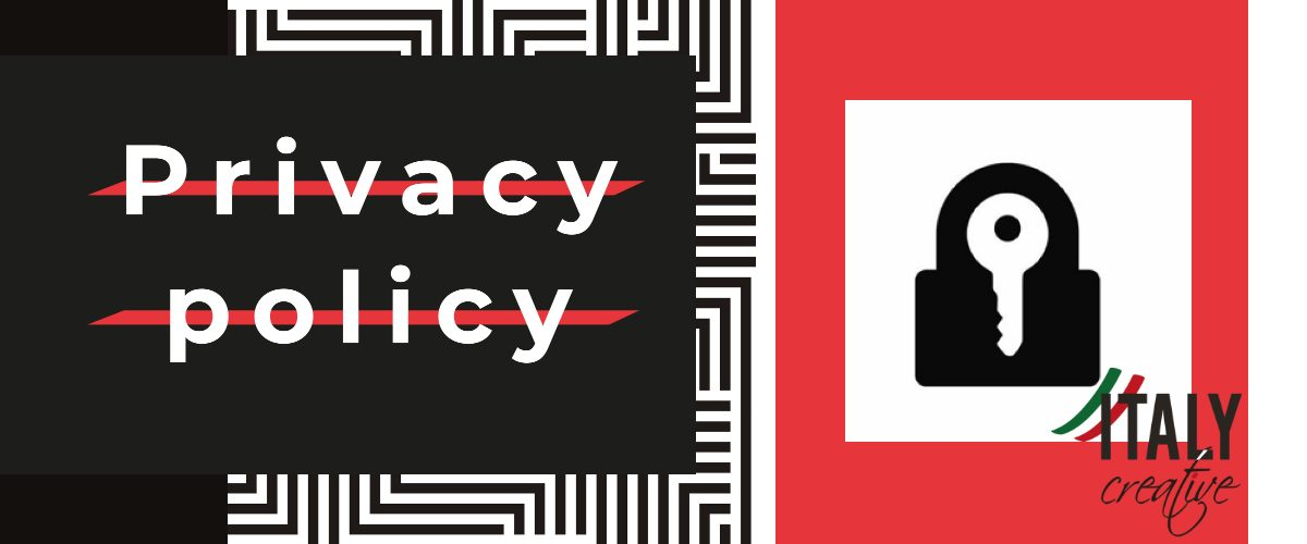 Privacy Policy | Italy Creative