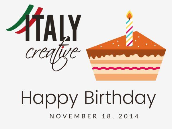 Italy Creative | Happy birthday 2014