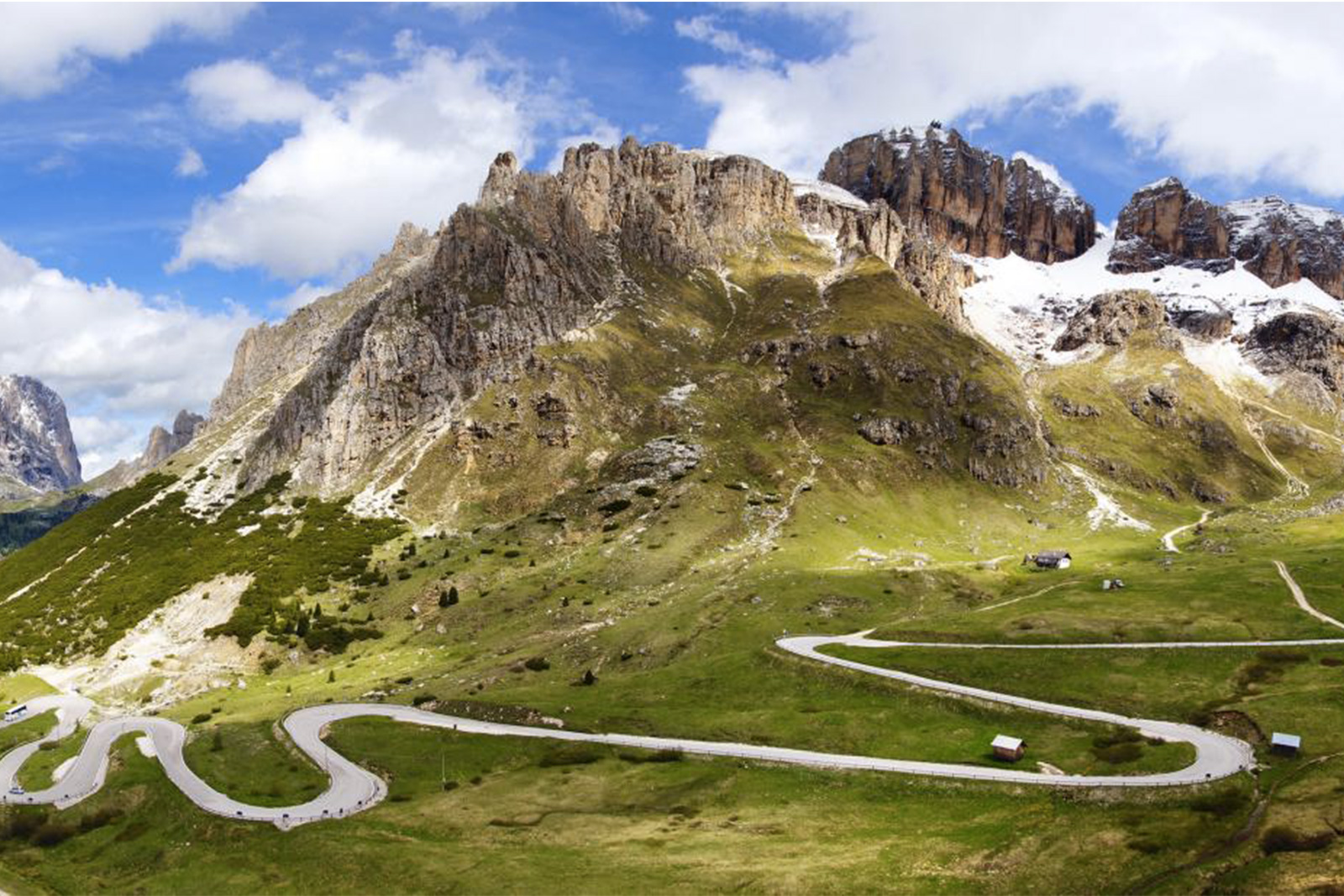 Dolomites, relax surrounded by the nature 15-day self-drive
