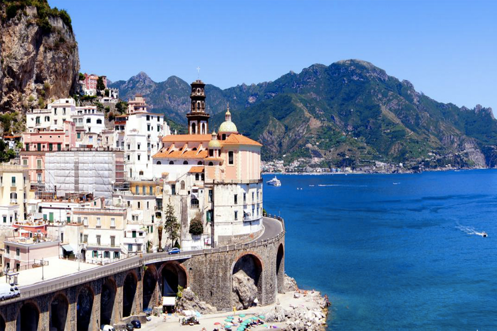 Fascinating Amalfi Coast 6-day